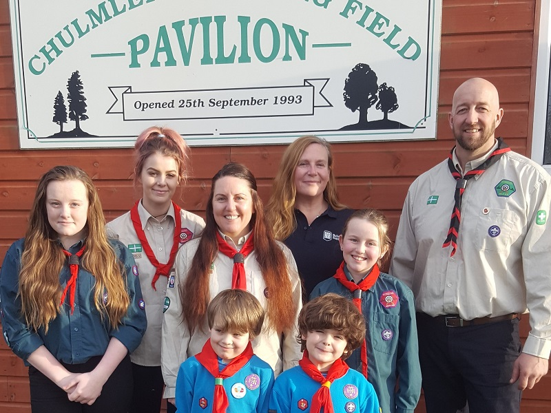 1st Chulmleigh Scouts
