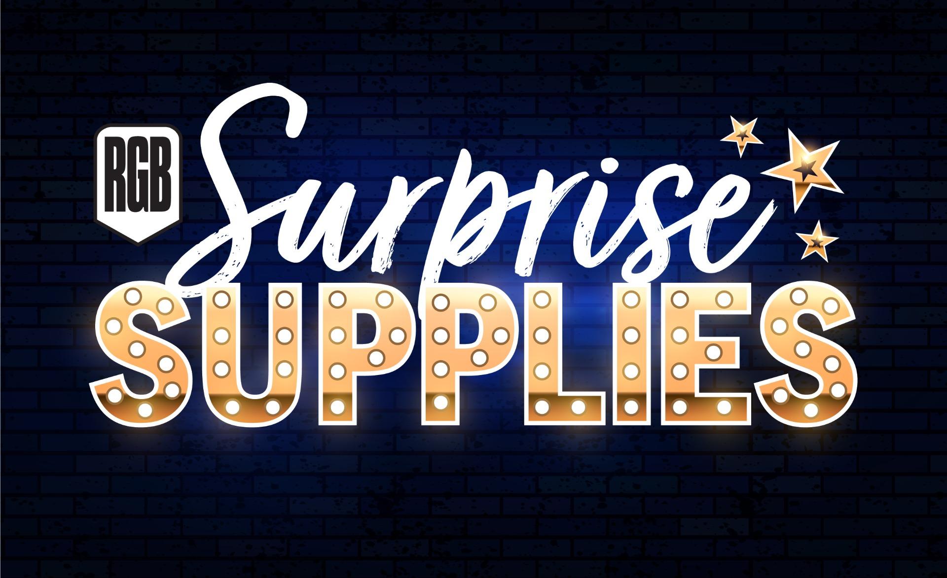 Surprise Supplies