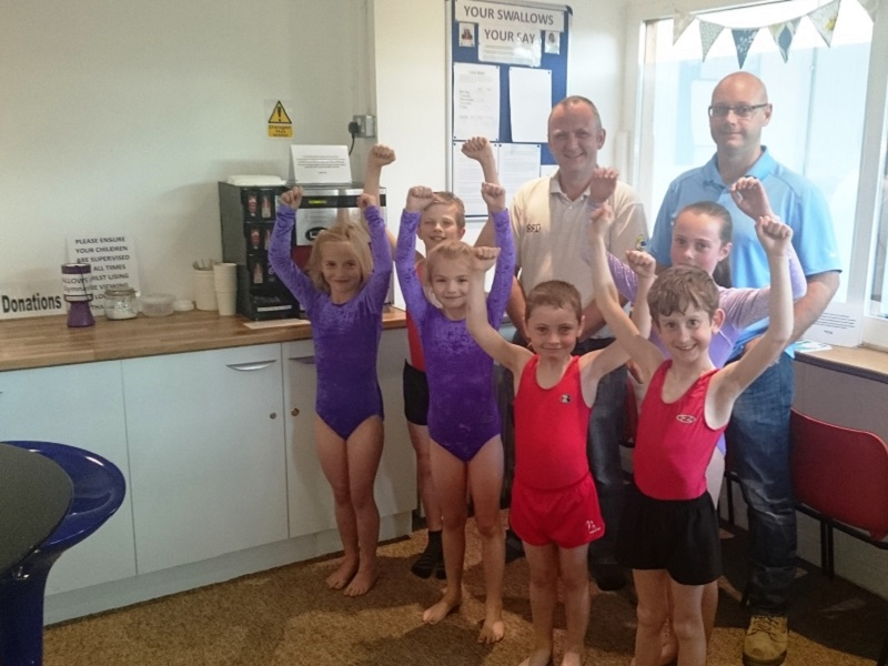 Swallows of Helston Gymnastics Club