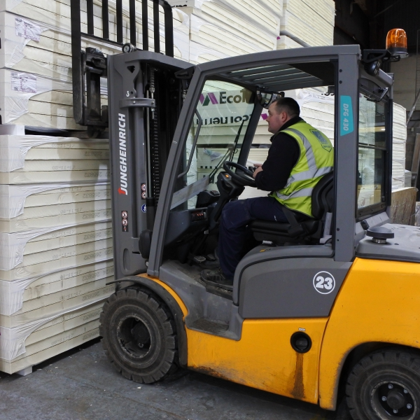RGB Barnstaple - Yard Sales/Relief Driver